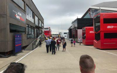 Lynx Provide IT Support to British F1 Grand Prix