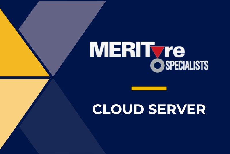Merityre Server Migration to the Cloud